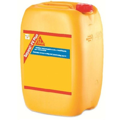 SIKA SEPAROL FV PLUS DISARMANTE UNIVERSALE GETTI A VISTA 10 L