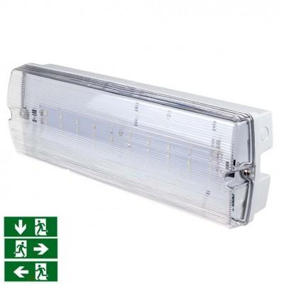 LAMPADA D' EMERGENZA LED 4W LED SMD IP65 V-TAC VT-524 8382