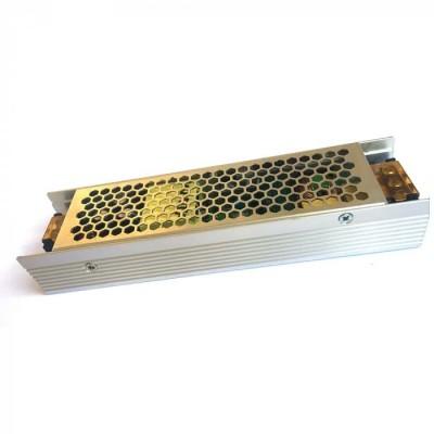 ALIMENTATORE SLIM TRASFORMATORE 10A 120W 12V INTERNO 1 USCITA STRISCE LED V-TAC VT-20122 3243