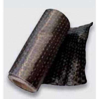 Sikawrap 400C HM Tessuto in fibra di carbonio unidirezionale sistemi rinforzo strutturale 0,15x50 M