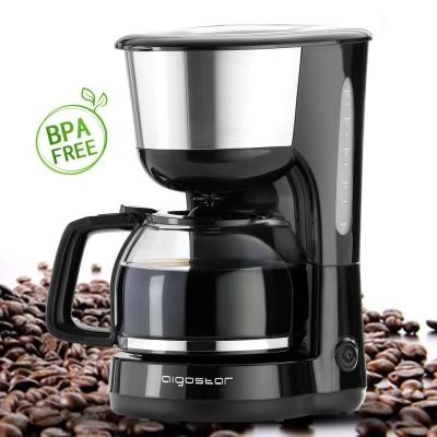 MACCHINA PER CAFFÈ CAFFETTIERA FILTRO RIUTILIZZABILE CHOCOLATE 30HIK AIGOSTAR