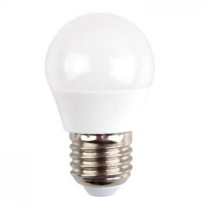 LAMPADINE LED E27 G45 5.5W SMD KIT 3 PZ BULBO LUCE CALDA 2700K V TAC VT-2176 7362 -PROMO 3x2-