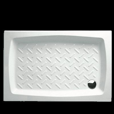 Piatto doccia rettangolare ceramica 72x90 Althea Ceramica Hera