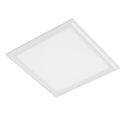 Pannelli led 60x60 cm 40W SMD bianco incasso IP40 interno luce fredda 6400K Stellar 99XPANEL014CW