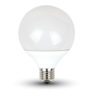 Lampadine led globo E27 10W G95 sfera V-Tac VT-1893 4276 4277 4278