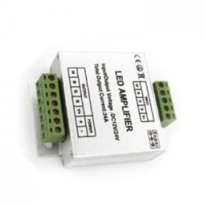 AMPLIFICATORE PER CONTROLLER STRISCE LED RGB+W V-TAC VT-2408 3327