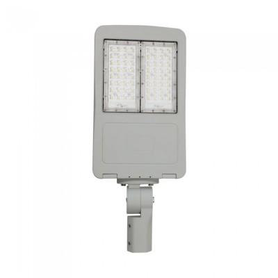 Armatura stradale led 100W lampada lampione esterno Samsung chip IP65 V TAC SUPER PRO VT-102ST 883 884