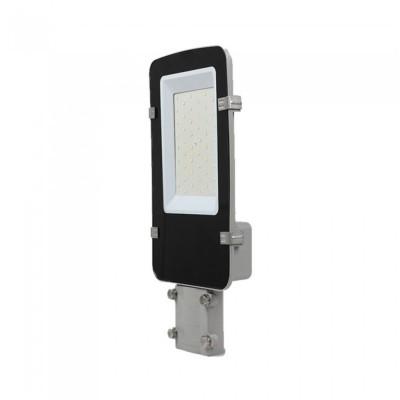Armatura stradale led 50W lampada lampione esterno Samsung chip IP65 V TAC PRO VT-50ST 527 528