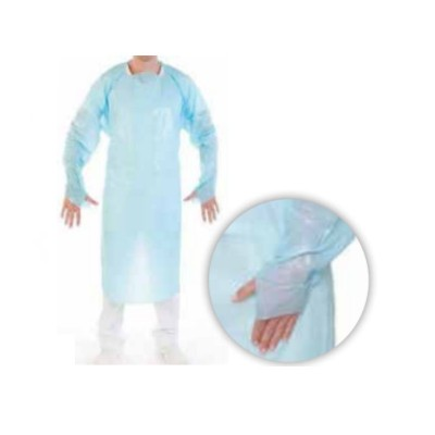 Camice monouso impermeabile protezione individuale