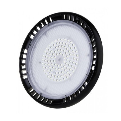 Campana lampada industriale led 100W IP65 dimmerabile Highbay ufo shape Samsung chip V TAC PRO VT-9-100 564 565