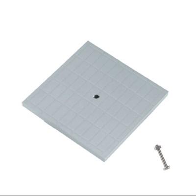 Coperchio per pozzetto o telaio polipropilene 35x35