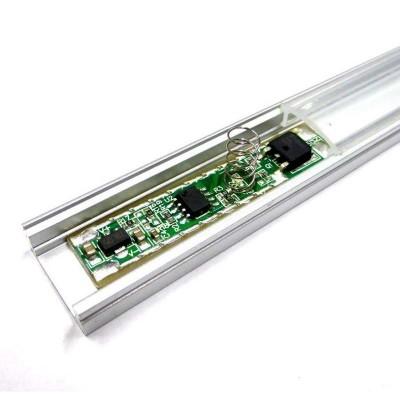 Dimmer controller Touch per profili strisce led regolabile 5 Step 12/24V