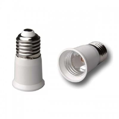 Prolunga E27 adattatore distanziatore portalampada lampadine Life 39.PA2727