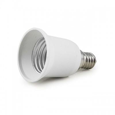 Adattatore riduttore convertitore portalampada lampadine E14 a E27 Life 39.PA1427
