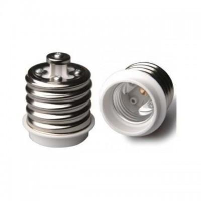 Adattatore riduttore convertitore portalampada lampadine E40 a E27 LIFE 39.PA4027