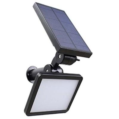 Faretti led con pannello solare applique e picchetto 10W IP65