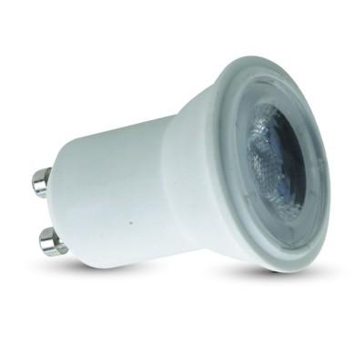 Faretto led spotlight lampadina GU10 MR11 2W angolo 38° V Tac VT-2002 7167/7168/7169