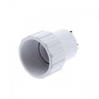Adattatore riduttore convertitore portalampada lampadine GU10 a E14 Life 39.PA1014