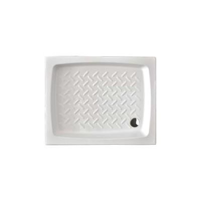 Piatto doccia rettangolare ceramica 80x100 Althea Ceramica Hera