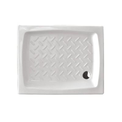 """Piatto doccia ceramica rettangolare 70x90 Althea Ceramica """"Hera"""""""