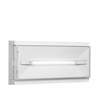 Lampada emergenza led 24W 20 led IP42 blackout Rest mode Linergy PR24F10ABR