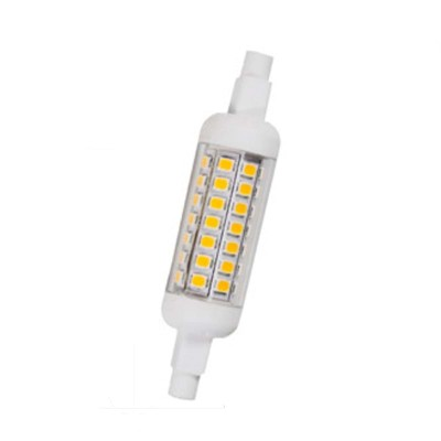 LAMPADINE LED R7S 7W SMD SLIM LUCE NATURALE 4000K UNIVERSO