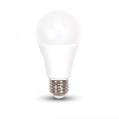 Lampadine led 3 step scatti E27 9W A60 dimmerabile V-Tac VT-2011 4447 4448 4449