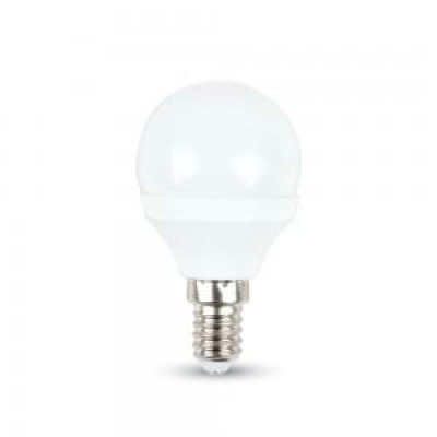 LAMPADINE LED E14 5,5W P45 SAMSUNG CHIP LUCE NATURALE 4000K V TAC VT-236 169