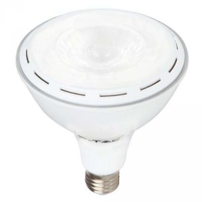 LAMPADINE LED E27 15W PAR 38 LAMP SMD LUCE NATURALE 4500K V TAC VT-1216 4270