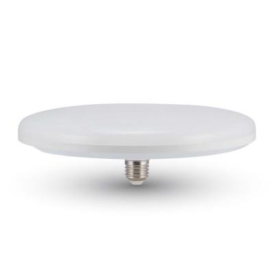 LAMPADINE LED E27 24W SMD UFO ALTA LUMINOSITÁ LUCE CALDA 3000K V TAC VT-2124 7161