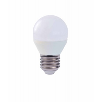 LAMPADINE LED E27 6,5W G45 MINIGLOBO KANLUX BILO