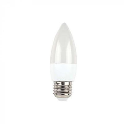 Lampadine led candela E27 5,5W oliva Luce fredda 6400K V Tac VT-1821 43441