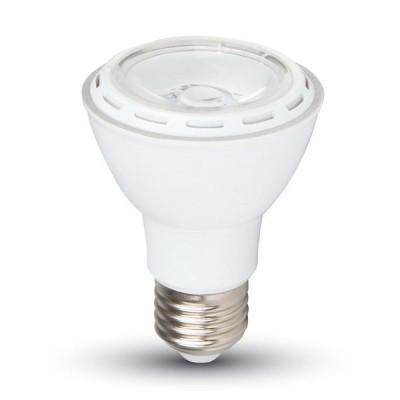 Lampadine led E27 8W PAR20 faretto Luce fredda 6000K V Tac VT-1208 4265