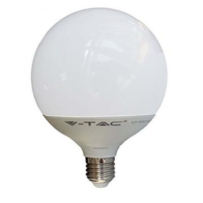 Lampadine led globo dimmerabile E27 13W G120 sfera V-Tac VT-1884D 4254 7194 7195