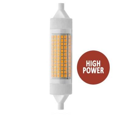 Lampadine led tubolari R7S 22W L 118 faro applique Wiva 12100606 12100607