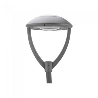 Lampione lampada led 50W giardino parco esterno Samsung chip IP65 V TAC SUPER PRO VT-55-1 782