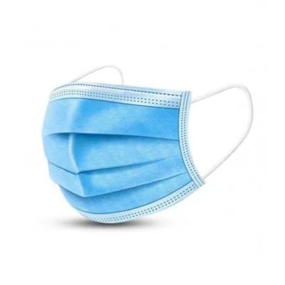 Mascherine chirurgiche monouso 3 strati SBPP+filter+SBPP 50 pz