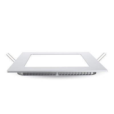 Pannello quadrato incasso bianco 30 cm 24W V Tac VT-2407 SQ 4887 4888 4889