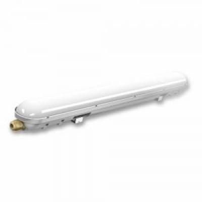 PLAFONIERA A LED TUBO 150 CM 70W IP65 ALTA LUMINESCENZA IMPERMEABILE ESTERNO LUCE FREDDA 6400K V TAC VT-1573 6267