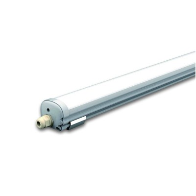 Plafoniera led 150 cm 48W IP65 impermeabile V Tac VT-1574 6287 6286