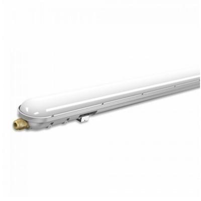 Plafoniera led per esterno 150 cm 48W IP65 impermeabile V Tac VT-1548 6184 6185
