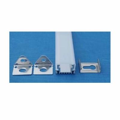PROFILO IN ALLUMINIO LUCIDO 16,76X10,3X1000 PER STRISCE LED V TAC VT-7101 9982