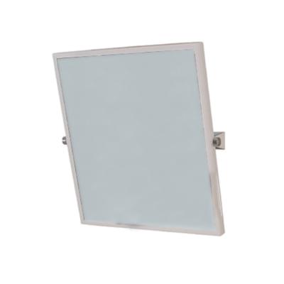 Specchio ribaltabile reclinabile bagno disabili acciaio ArtigianItalia