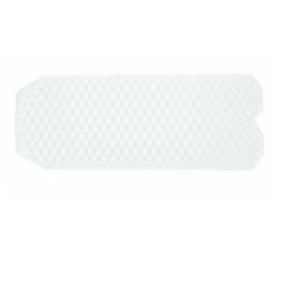 Tappetino vasca da bagno antiscivolo Pvc trasparente 104x40