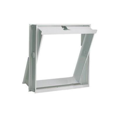 Telaio finestrella apribile vetromattoni vetrocemento 4 posti 39x39X8
