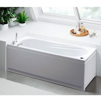 Vasca da bagno 160x70 170x70 rettangolare acrilico pannello frontale e laterale Astor