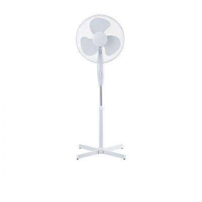 Ventilatore a piantana bianco 3 pale 120 cm 40W V Tac Vt-4016-3 7922