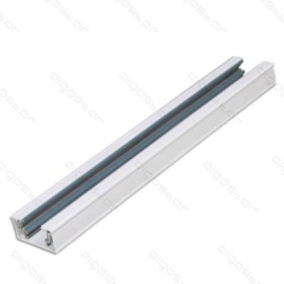 Binario faretti scorrevole soffitto Track light 3 tracce bianco Aigostar 181468 181475