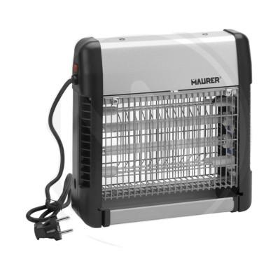 Zanzariera elettrica elettroinsetticida 30 mq Maurer 55521