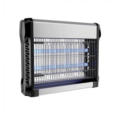 Zanzariera elettrica elettroinsetticida UV 16W 50 mq V Tac Vt-3216 11179